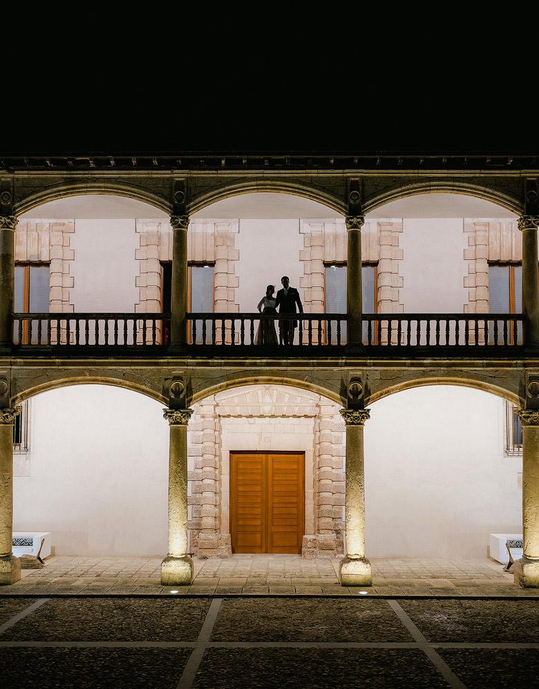 Bodas en el Palacio de Saldañuela