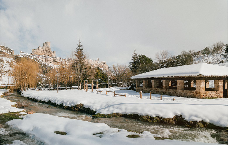 Frías en Burgos