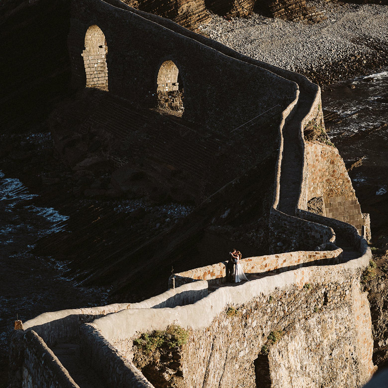 Novios San Juan de Gaztelugatxe