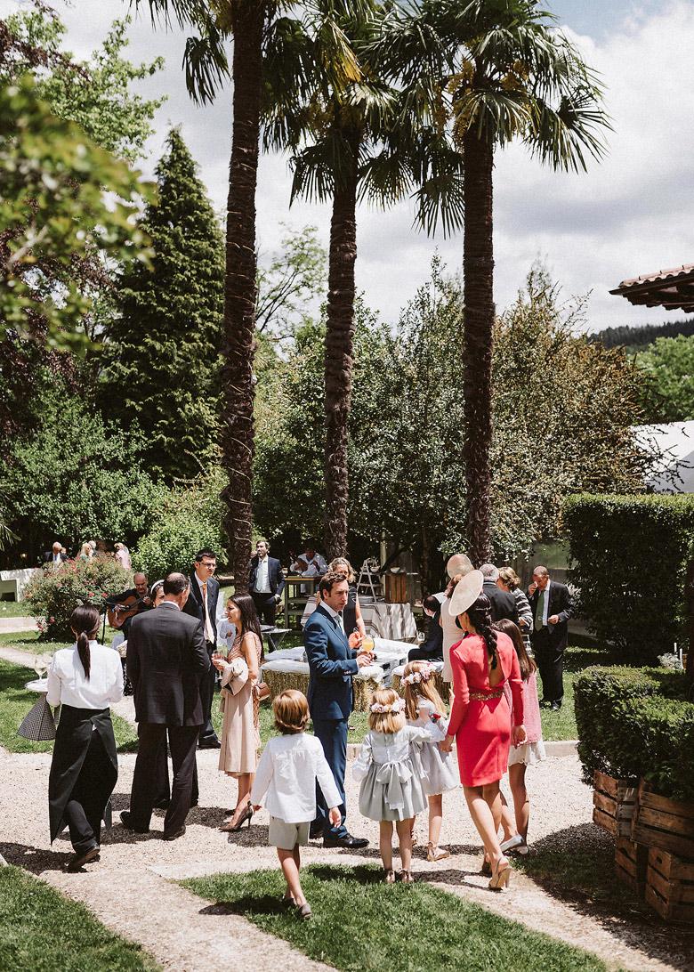 coctel boda Palacio el Molinar