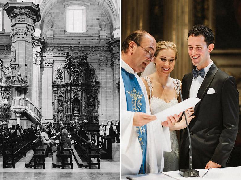 Wedding in San Sebastian