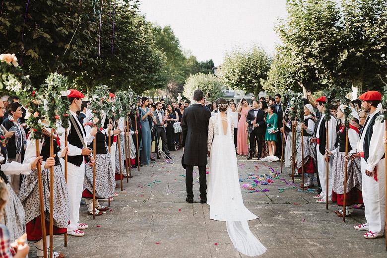 Novios boda Bizkaia